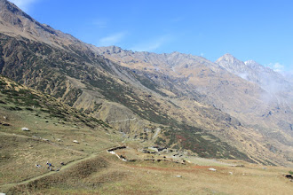 Photo: upper reaches of Ralam valley - from Marjhali