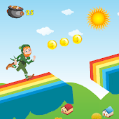 Ted's Rainbow Leprechaun Run 2