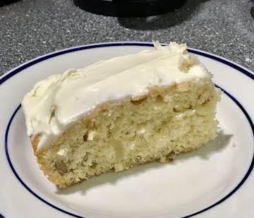 Mennonite Maple Walnut Cake