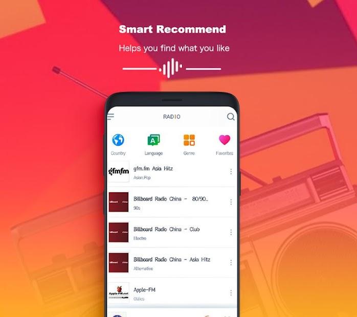 Smart Radio FM - Free Music, Internet & FM radio on Google