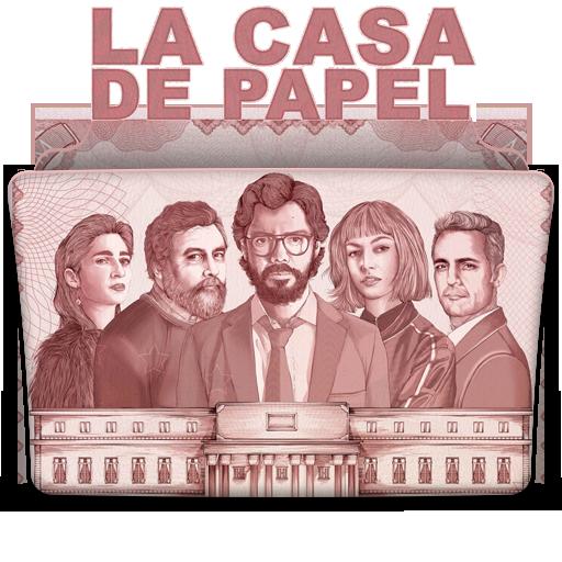 Casa de Papel Serie