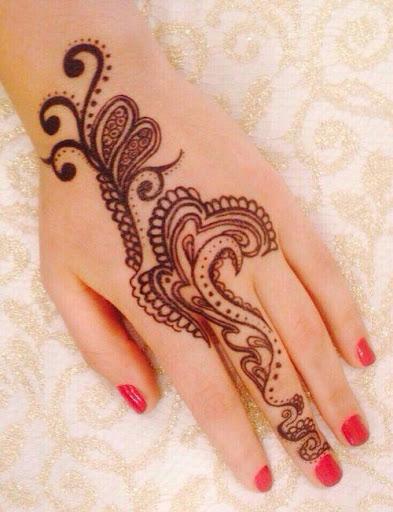 指甲花设计