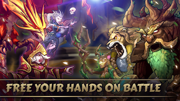 War Of Champions Idle RPG
