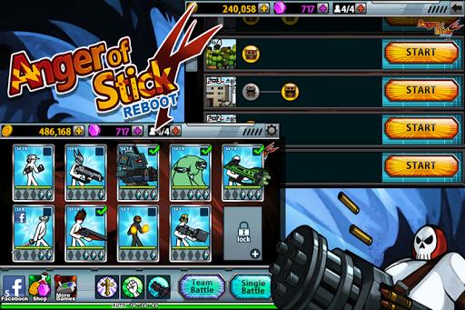 Anger Of Stick 4  APK MOD screenshots 5