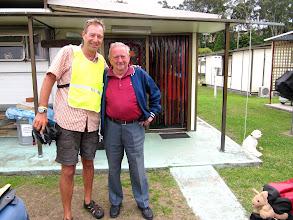 Photo: Year 2 Day 172 - Rog (Minus Dorky Helmet!!) With Harry