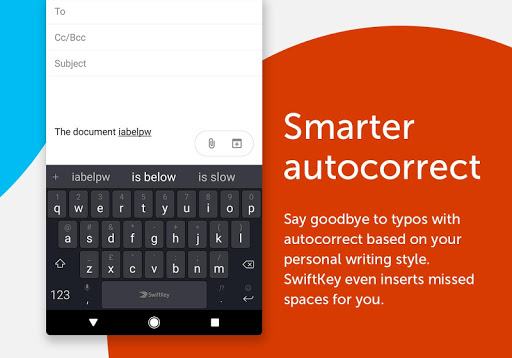 SwiftKey Keyboard screenshot 2