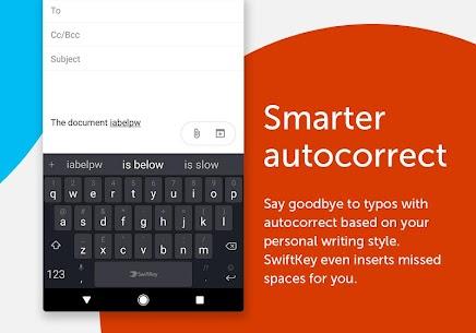 SwiftKey Keyboard 6.6.9.24 [PRO Unlocked] Latest Cracked Apk [Free] 2