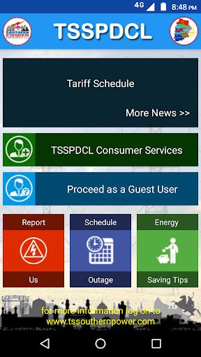 TSSPDCL 29 screenshots 1