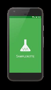 Samplerette - náhled