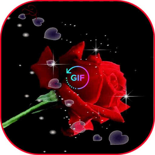 Beautiful Flowers & Rose Gif Android APK Download Free By Alfaapps
