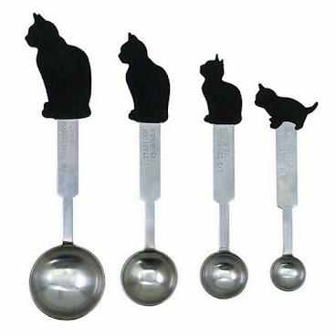 貓貓量匙一套4支