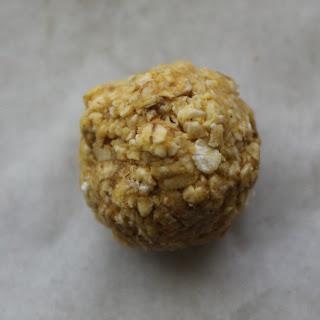 Peanut Butter Pumpkin Balls