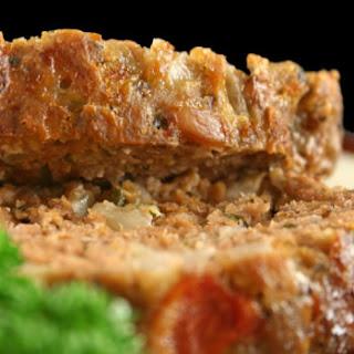 Cheeseburger Meatloaf.