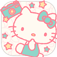 Hello Kitty Collage icon