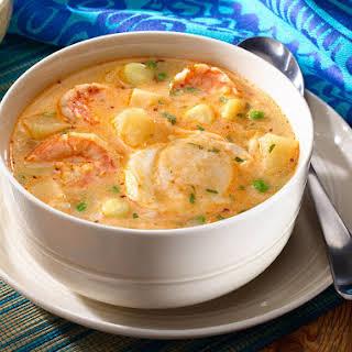 Cream Of Shrimp Soup And Pasta Recipes.