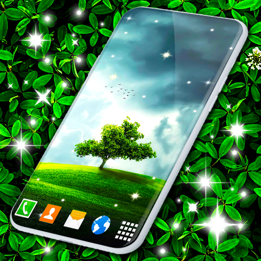 foto de Forest Live Wallpaper 🌲 Tree and Landscape Themes ‒ Applications ...