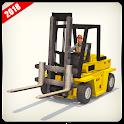 Forklift Operator Driving Simulator 2019 icon