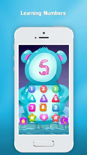 Phone for kids baby toddler - Baby phone cheat screenshots 1