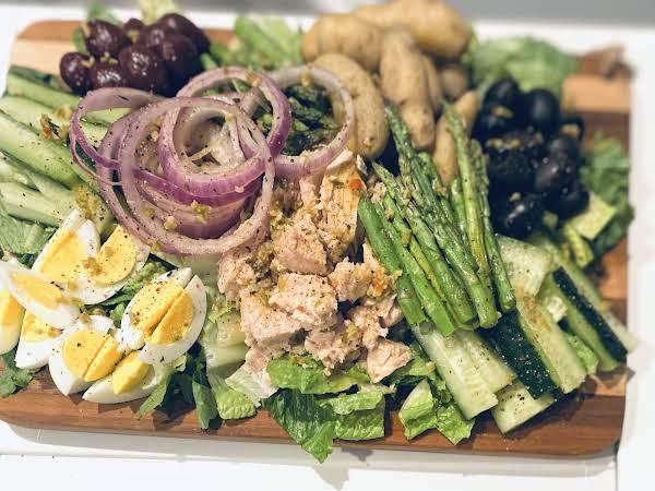 Classic Niçoise Salad