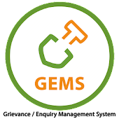 GEMS - Grievance / Enquiry Management System