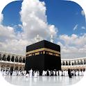 Mecca  & Kaaba Live Wallpaper | Islamic Background icon
