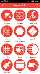 ConstruCalc - náhled