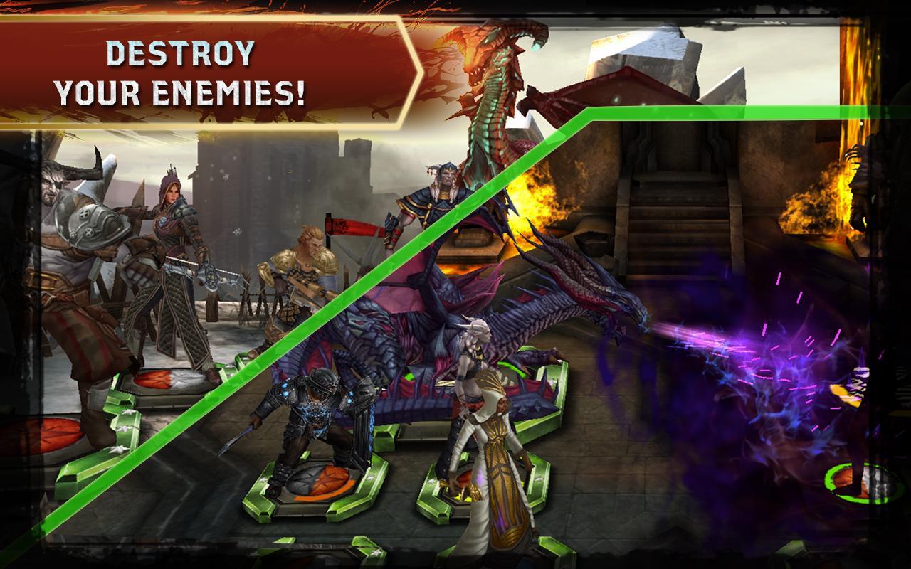 Heroes of Dragon Age screenshot #3