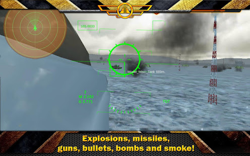 Game Jet Air Strike : Sky Fighter Modern War 2018 APK for Windows Phone