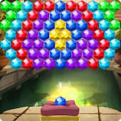 Bubble Magic Gem Shooter