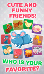 Baby Phone for Kids - Learning Numbers and Animals APK screenshot thumbnail 6