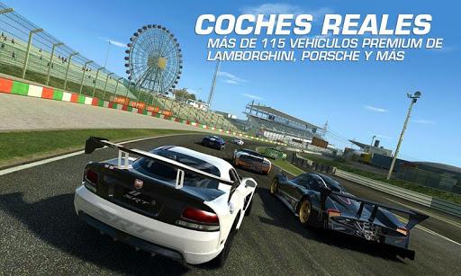 Real Racing 3  trampa 2