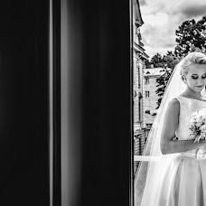 Wedding photographer Saulius Aliukonis (onedream). Photo of 16.04.2018