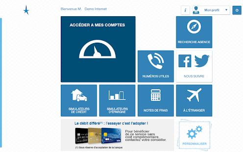 Banque Courtois pour Tablette - náhled