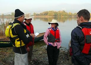 Photo: Briefing prima dei corsi