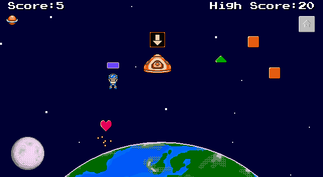 Space School- screenshot