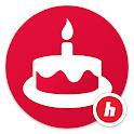 Write Name on Birthday Cakes icon