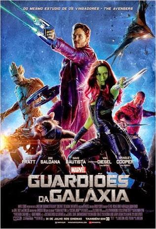 Baixar Filme Guardiões da Galáxia Dublado Torrent Grátis