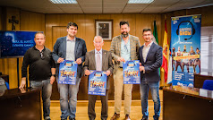 Presentación de Roquetas Gaming Show en el Ayuntamiento de Roquetas.
