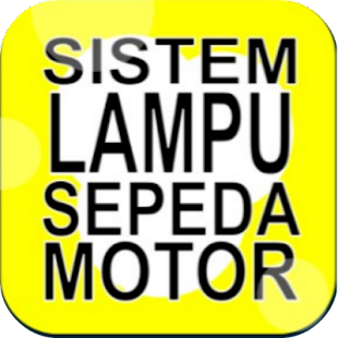 Sistem Lampu Sepeda Motor - náhled