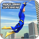 Rope Hero Crime Simulator – Miami Crime City Games 1.5