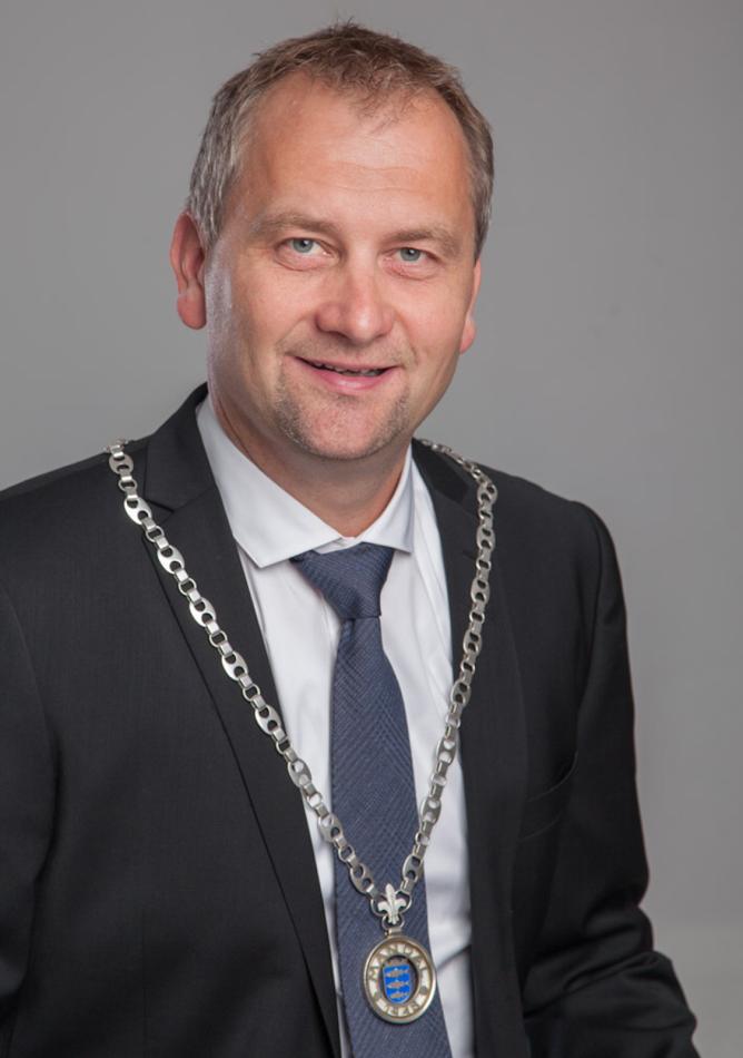 ordfører Alf Erik Andersen