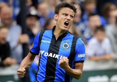 Vossen ne pourra jouer contre le Club de Bruges en Coupe