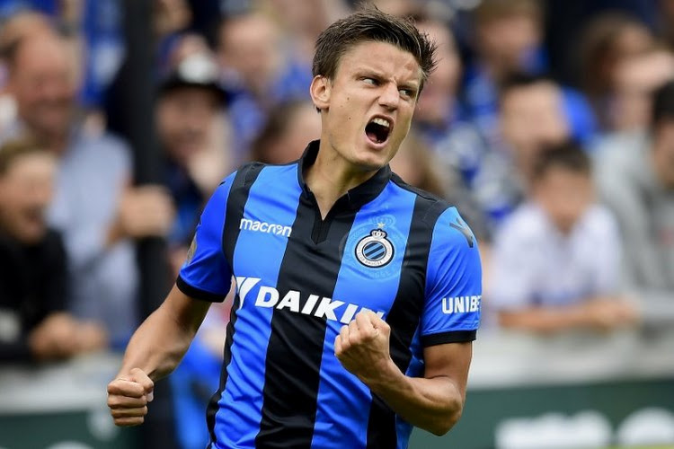 Vossen ne pourra pas jouer contre le Club de Bruges en Coupe