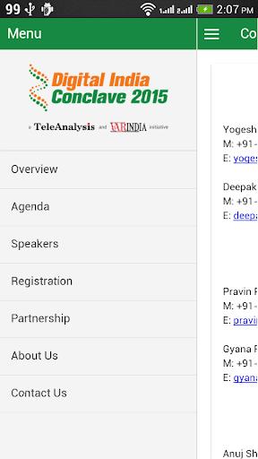 Digital India Conclave 2015