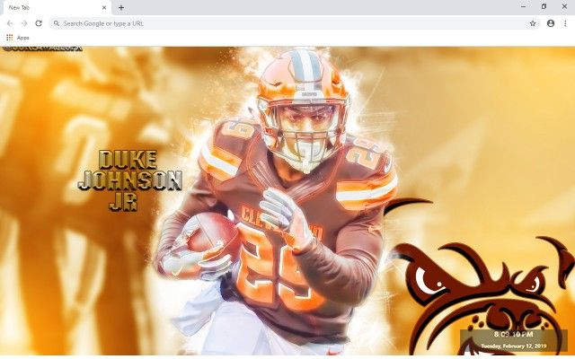Madden NFL 19 New Tab & Wallpapers Collection