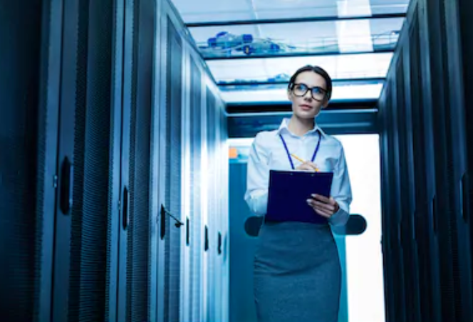 Data Center Migration to Colocation Space Increasing. Source: ShutterStock
