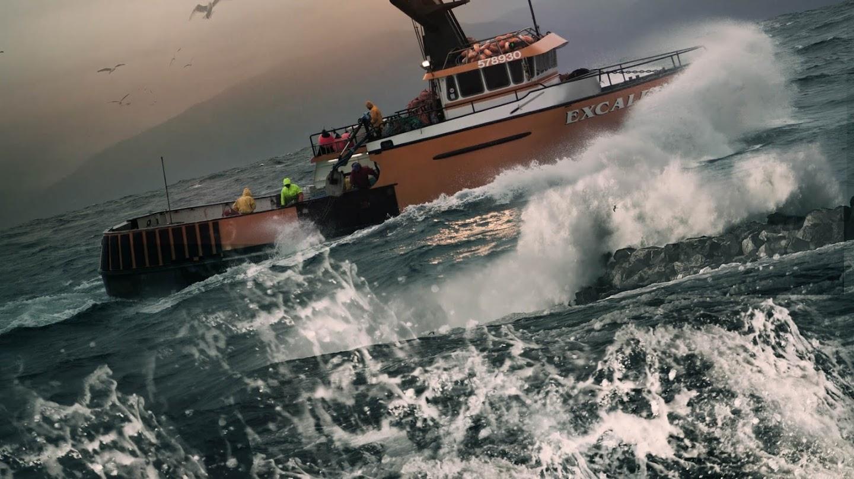 Watch Deadliest Catch: Dungeon Cove live