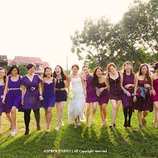 Wedding photographer Viloon Looi (aspirerstudio). Photo of 22.08.2017