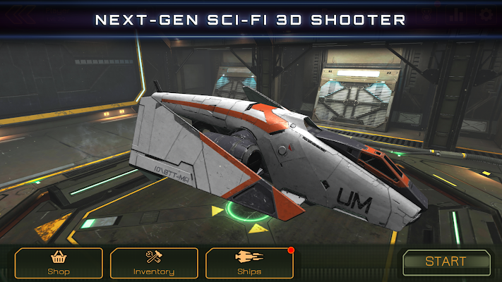 Subdivision Infinity Screenshot Image