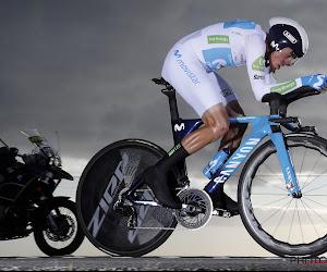 """Enric Mas gaat Vuelta beëindigen met top 5 en witte trui: """"Ik ben heel, heel erg blij"""""""
